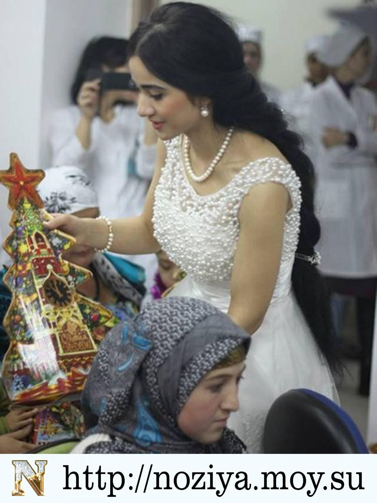 Фото а свадьба нозияи кароматулло